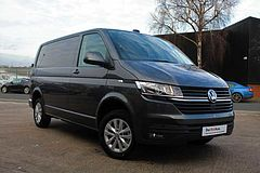 Volkswagen Transporter T28 Panel van Highline SWB 110PS 2.0 TDI -New Model T6.1-70 Plate