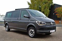 Volkswagen Transporter Shuttle SE LWB 2.0TDI 102PS -9 Seats-Delivery Mileage!