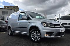 Volkswagen Caddy 2.0 TDI 102PS C20 Highline BMT-NAV