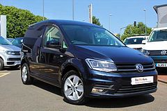 Volkswagen Caddy 2.0 TDI (150PS) C20 Highline BMT EU6-Twin Sliding Doors - Huge Spec!