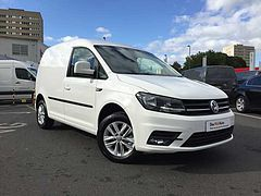 Volkswagen Caddy 2.0 TDI 102PS C20 EU6 Highline BMT Panel Van (NAV)