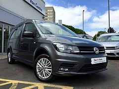 Volkswagen Caddy Maxi C20 Life Maxi EU6 102 PS 2.0 TDI BMT 5sp Manual (NAV)