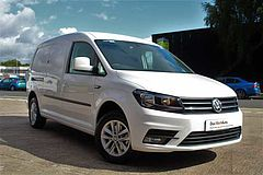 Volkswagen Caddy Maxi Panel Van 2.0 TDI C20 Highline BMT (NAV)