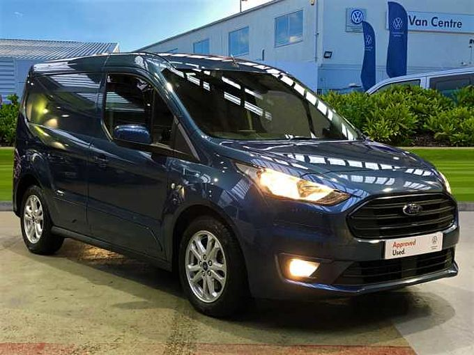 Ford Transit Connect 1.5 EcoBlue 120PS L1 200 Limited Auto + NAV