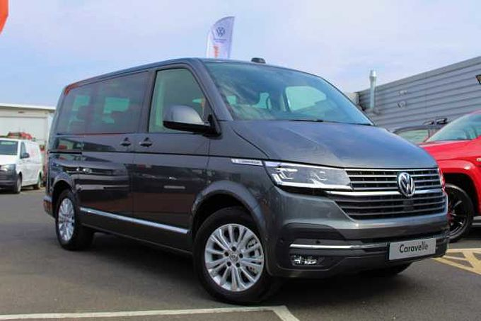 Volkswagen Caravelle T6.1 Executive SWB 199 PS 2.0 TDI 7sp DSG
