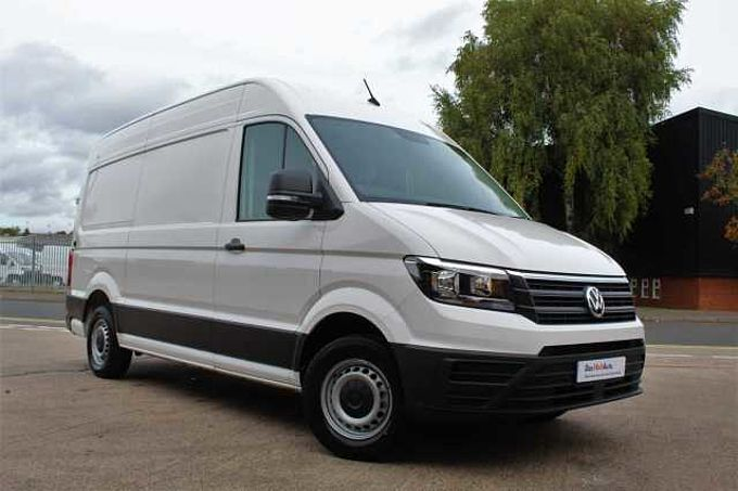 Volkswagen Crafter CR35 MWB Diesel CR35 Trendline MWB 140 PS 2.0 TDI 6sp Manual FWD + Business Pack A/C