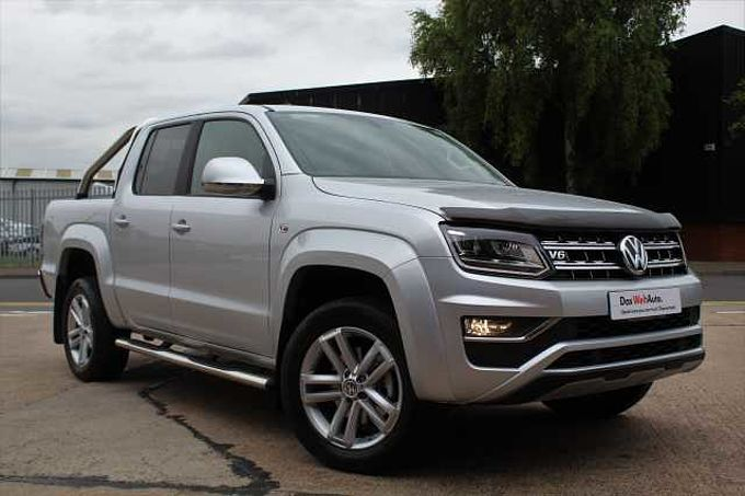 Volkswagen Amarok Highline 3.0TDI V6 258PS Highline 4M (NAV)