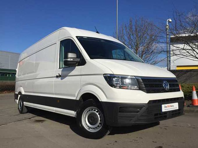 Volkswagen Crafter 2.0TDI 140PS CR35 MWB FWD Trendline High Roof A/C