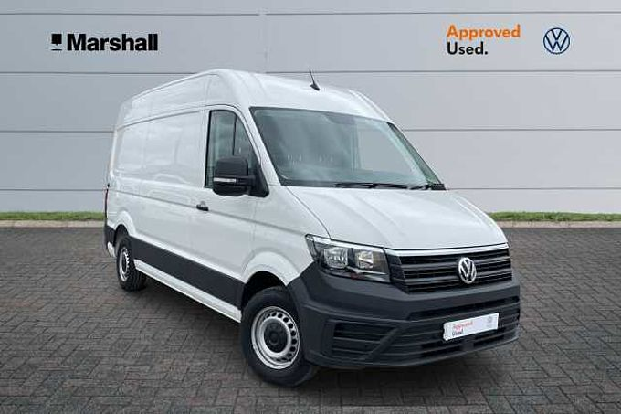 Volkswagen Crafter CR35 MWB 140ps FWD 2.0TDI Trendline * Business Pack *