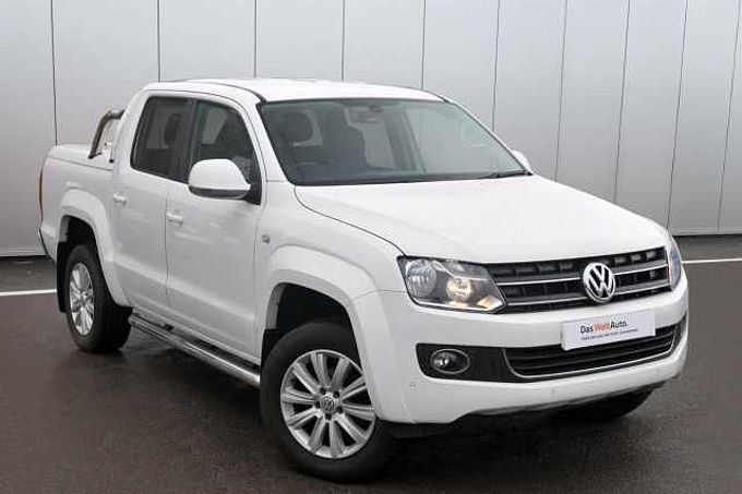 Volkswagen Amarok 2.0BiTDi 180 Highline BMT 4MOTION Pick-Up